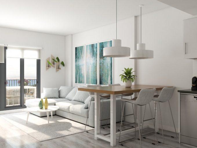 Apartamentos Costa del Sol Promoción Santangelo Benalmadena