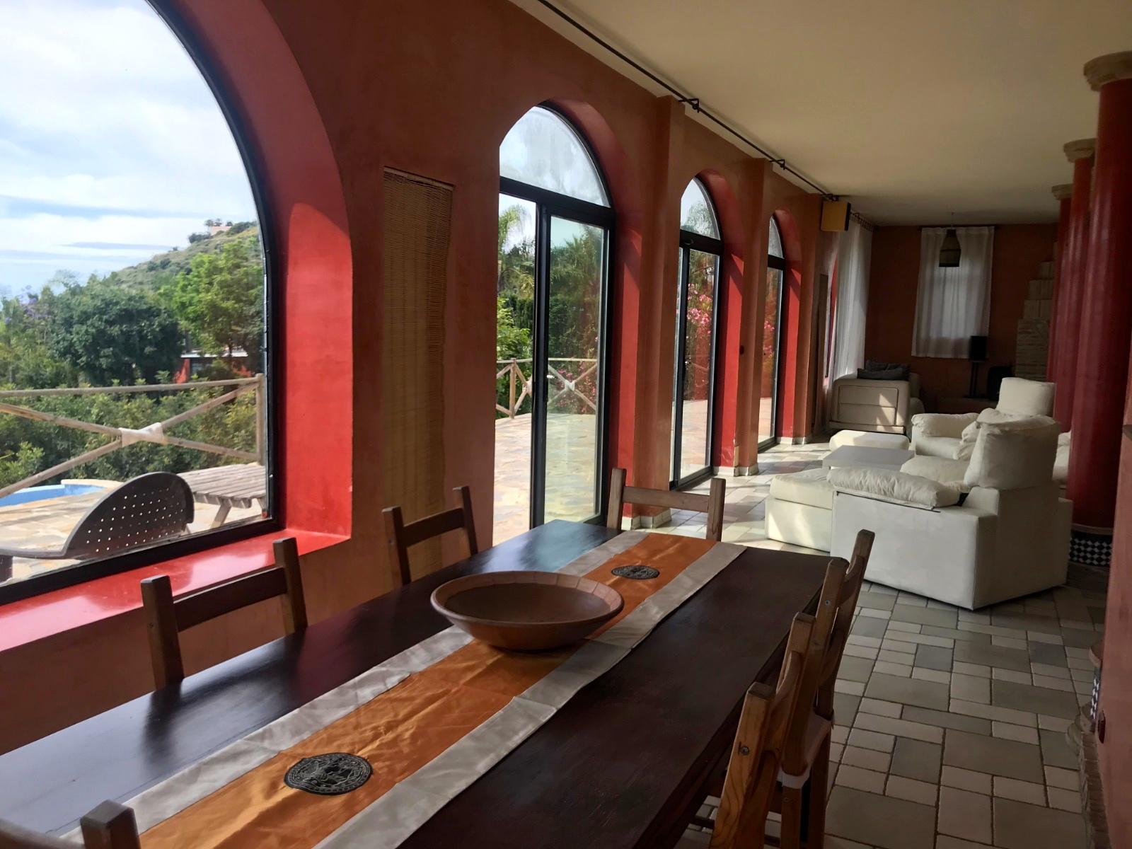 Villa en Benalmádena Pueblo